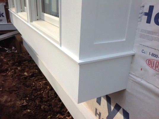 Boral Trim for a Traditional Exterior with a Boral Trim and Boral Trim Painting by Monks Home Improvements