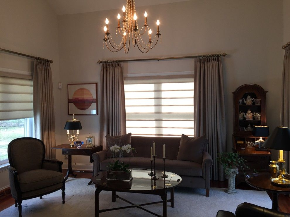 C Dan Joyner for a Traditional Family Room with a Carpet and Flooring & Interior Design by Teds Flooring & Interior Design