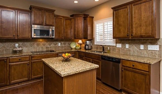 C Dan Joyner for a Traditional Kitchen with a Traditional and Shenadoah Farms by Susan Dodds/prudential C Dan Joyner