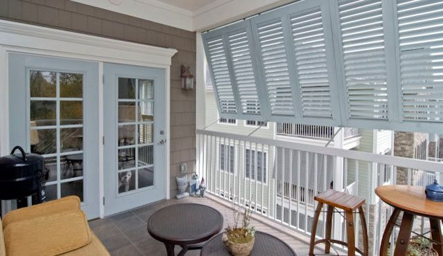 C Dan Joyner for a Traditional Porch with a Traditional and the Ridgeland at Cleveland Park by Susan Dodds/prudential C Dan Joyner
