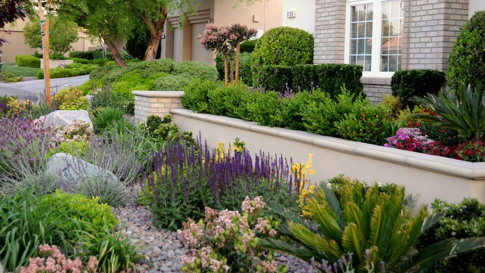 Chip and Dales for a Traditional Landscape with a Traditional and Softscaping by Chip N Dale's Custom Landscaping