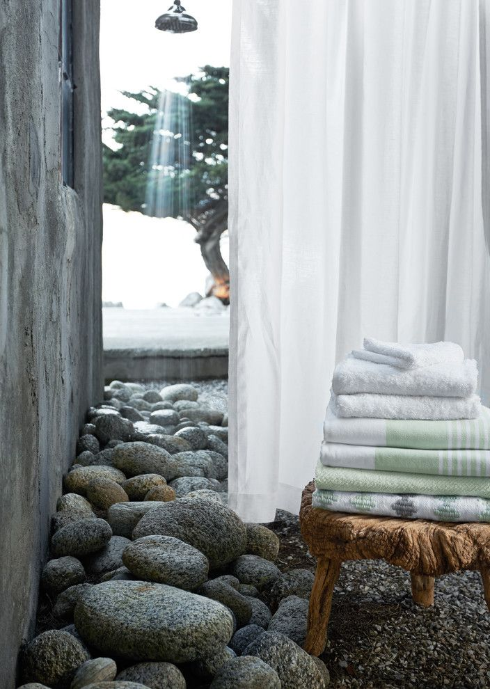 Coyuchi for a Modern Spaces with a Bedding and Spring 2016 by Coyuchi
