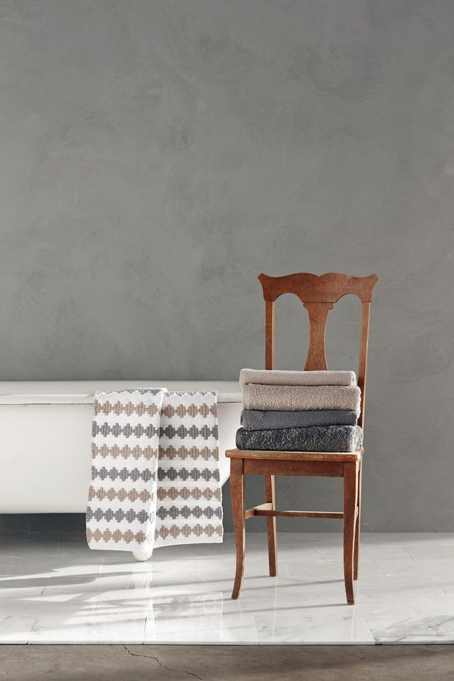 Coyuchi for a Modern Spaces with a Kitchen Table Linens and Spring 2016 by Coyuchi
