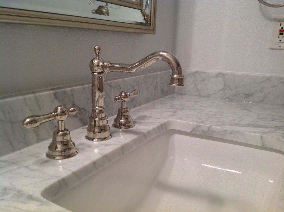 Efaucets.com for a  Spaces with a  and Main Bath Remodel 2015 by Halcyondays
