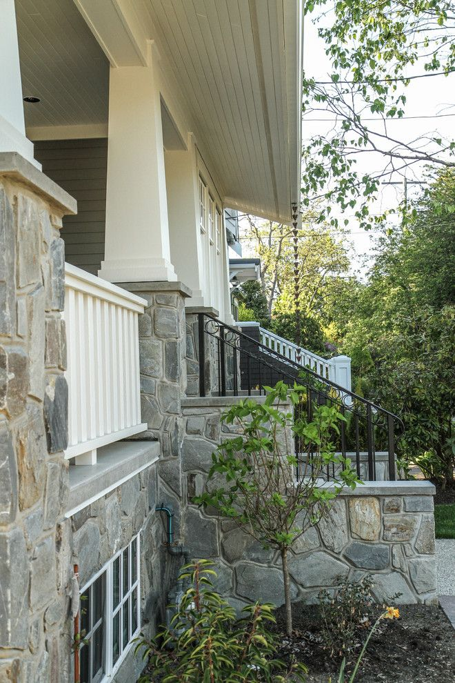 Enmark for a Craftsman Exterior with a Craftsman and Fairfield Residence by Enmark Construction Ltd