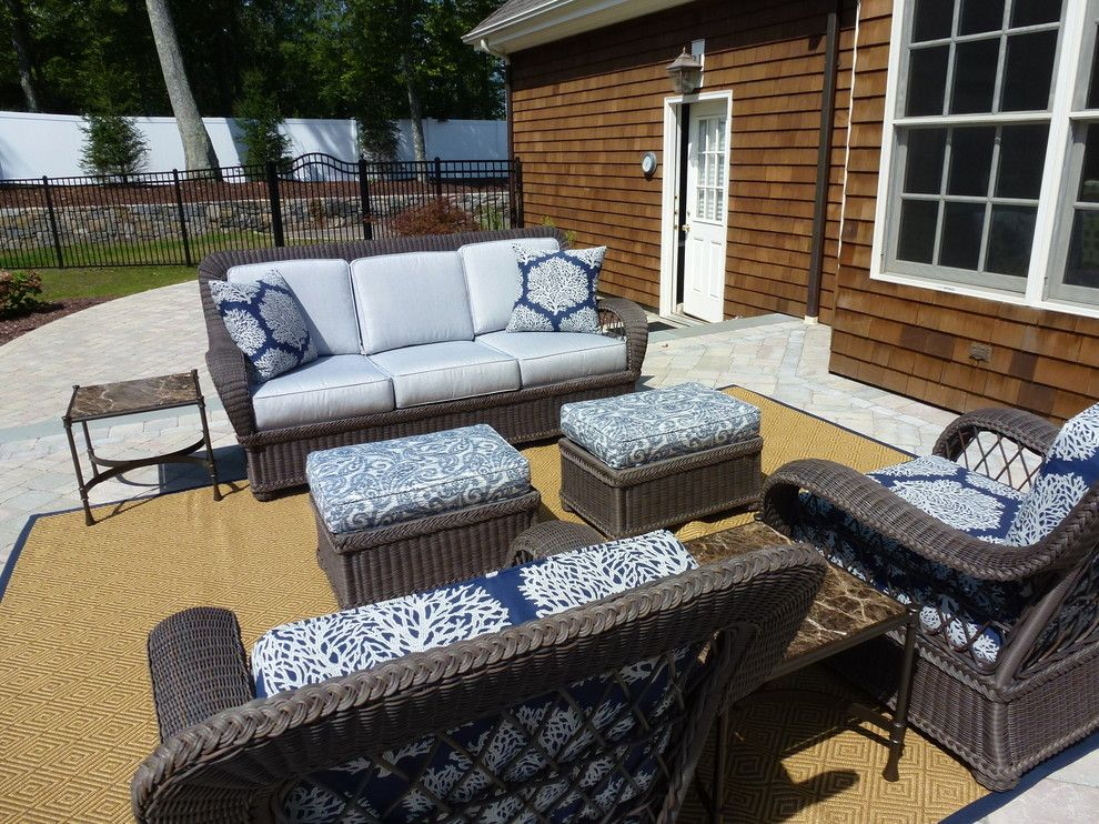 Ethan Allen Danbury Ct for a Traditional Patio with a Traditional and Patio, Easton, Ct by Allison Lee Ethan Allen Danbury, Ct