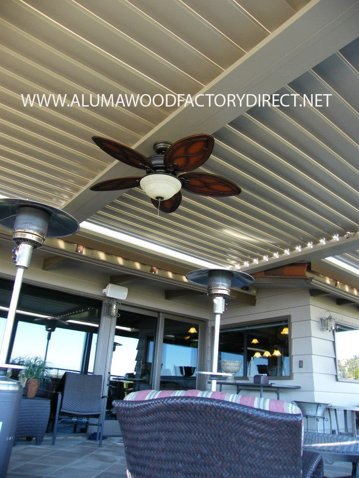 Factory Direct Okc for a Traditional Patio with a Alumawood Patio Cover and Equinox Louvered Roof System Rancho Palos Verde, Ca. by Factory Direct Patio Covers