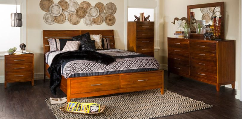 Furniture Mart Sioux Falls for a Midcentury Bedroom with a Mid Century Modern Sofa and NFM Fall Style Catalog by Nebraska Furniture Mart - Omaha