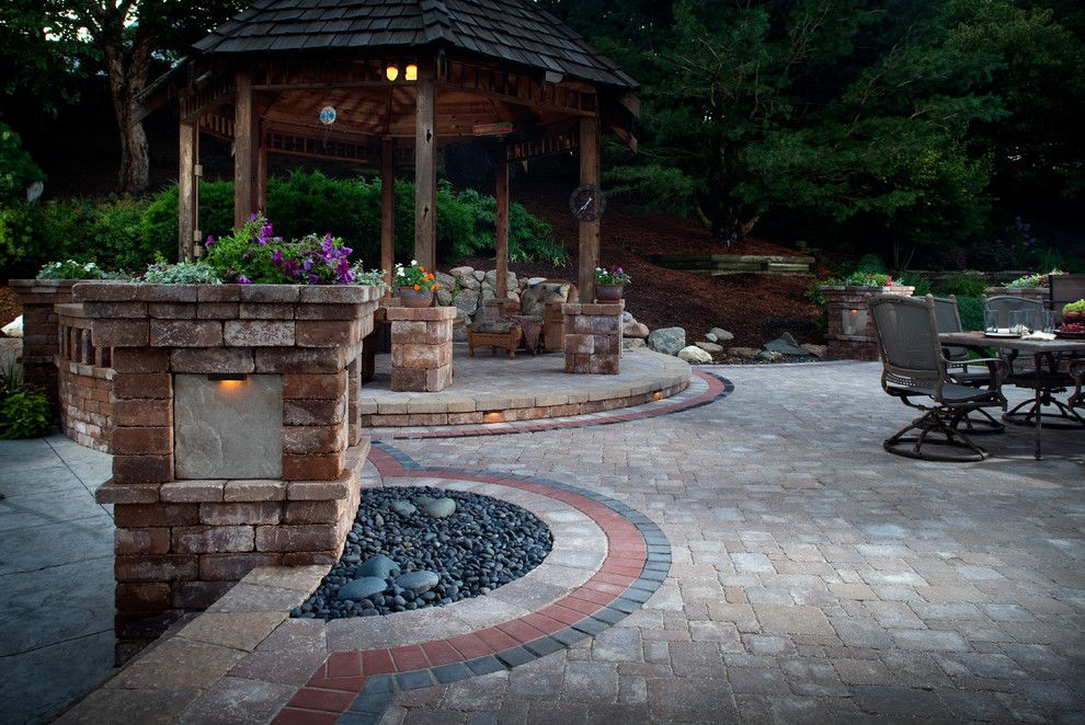 How to Build a Paver Patio for a  Patio with a  and Belgard by Belgard