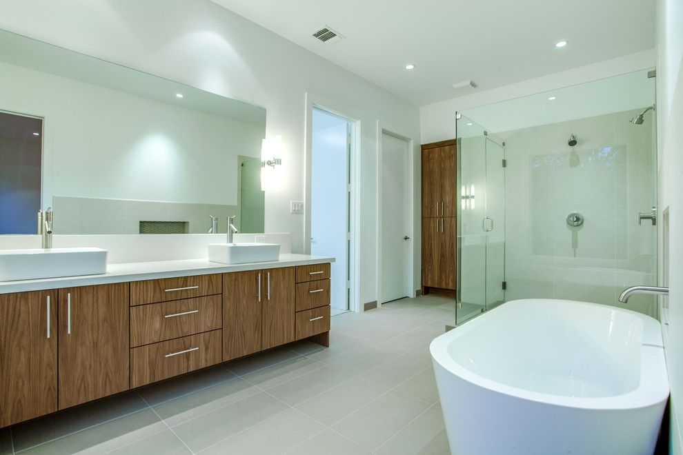 Icf Homes for a Modern Bathroom with a Modern Bathroom and Alta Vista by Icf Custom Homes