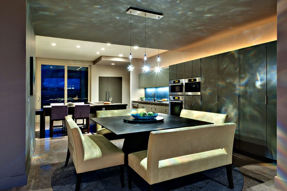 Kayenta Utah for a Southwestern Dining Room with a Southwestern and Desert Zen by Gulch Design Group - Kayenta Utah