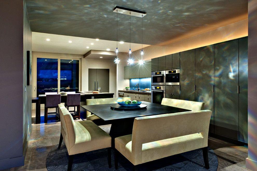Kayenta Utah for a Southwestern Dining Room with a Southwestern and Desert Zen by Gulch Design Group   Kayenta Utah