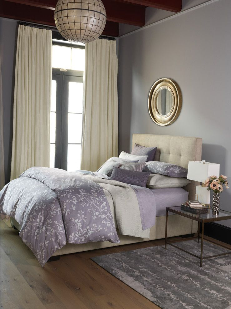 Keller Williams Okc for a Contemporary Bedroom with a Contemporary and Oake Leaflet Collection - Bloomingdales.com by Bloomingdale's