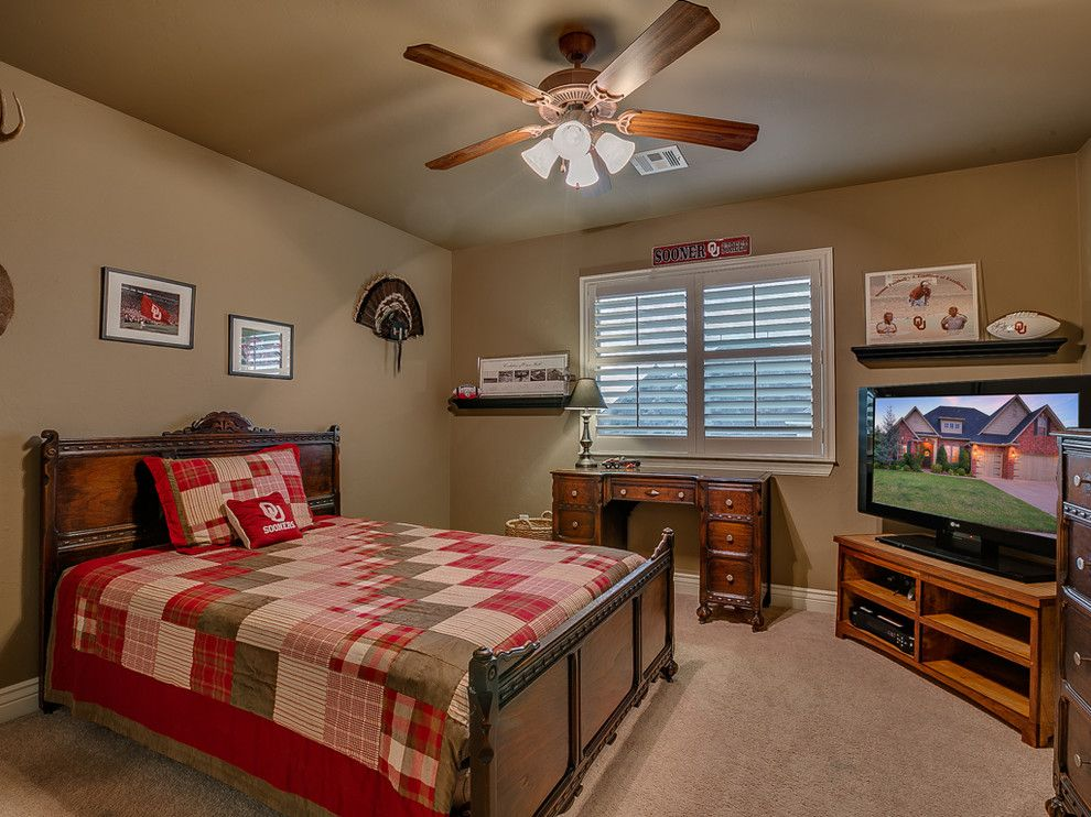 Keller Williams Okc for a Traditional Bedroom with a Oklahoma and 13121 Box Canyon Rd Oklahoma City, Ok   Wyatt Poindexter Kw Elite by Wyatt Poindexter of Keller Williams Elite