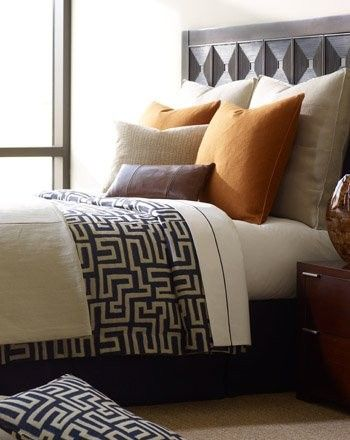 Legacy Linens for a  Bedroom with a  and Legacy Linens by a Waters