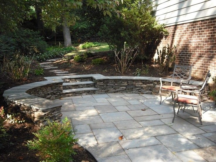 Locksmith Buffalo Ny for a Contemporary Landscape with a Buffalo Landscape Design Build and Flagstone Patio Builders in Buffalo, Ny by Pb's Greenthumb Landscaping