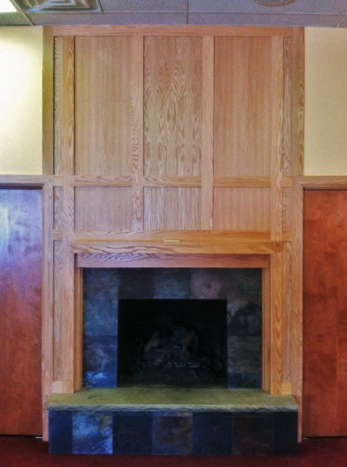 Locksmith Buffalo Ny for a  Family Room with a Fireplace and Northgate Church, Clarence, Ny by Anthony O. James, Architect