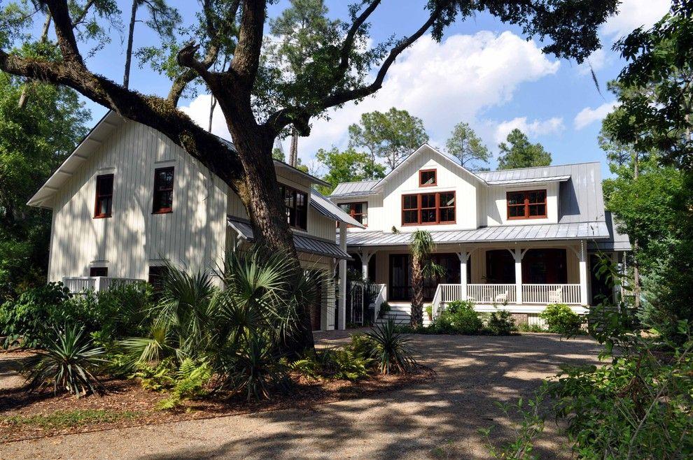 Lowes Brandon Fl for a Traditional Exterior with a Balustrade and Traditional Exterior by F farchitects.com