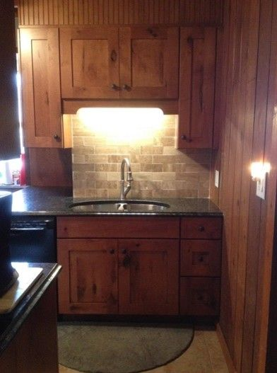Lowes Langhorne Pa for a Rustic Kitchen with a Lowes and Kitchen Remodel 10   Hamburg, Pa by Lowe's of Hamburg, Pa