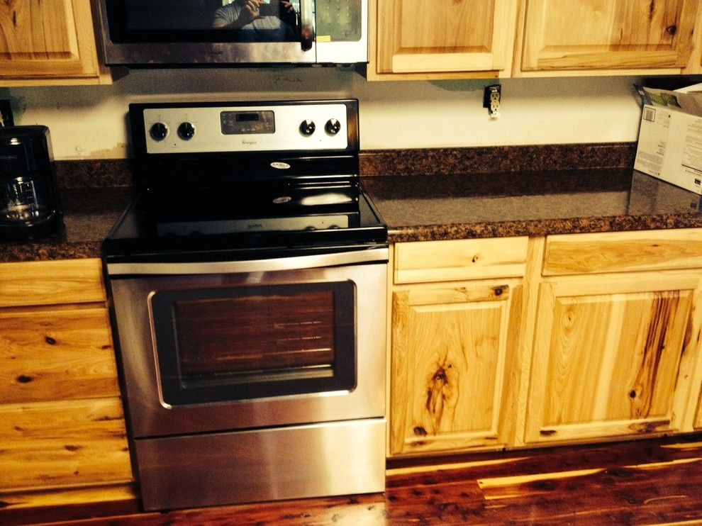 Lowes Lufkin Tx For A Rustic Kitchen With A Lowes And Schuler Holbrook Rustic Maple By Lowe S Of Lufkin Tx Kevin Holman Homeandlivingdecor Com