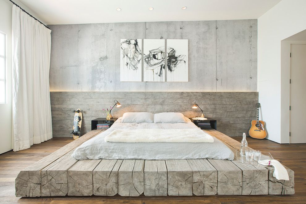Lowes Panama City for a Industrial Bedroom with a Cove Lighting and Marine Loft by Subu Design Architecture
