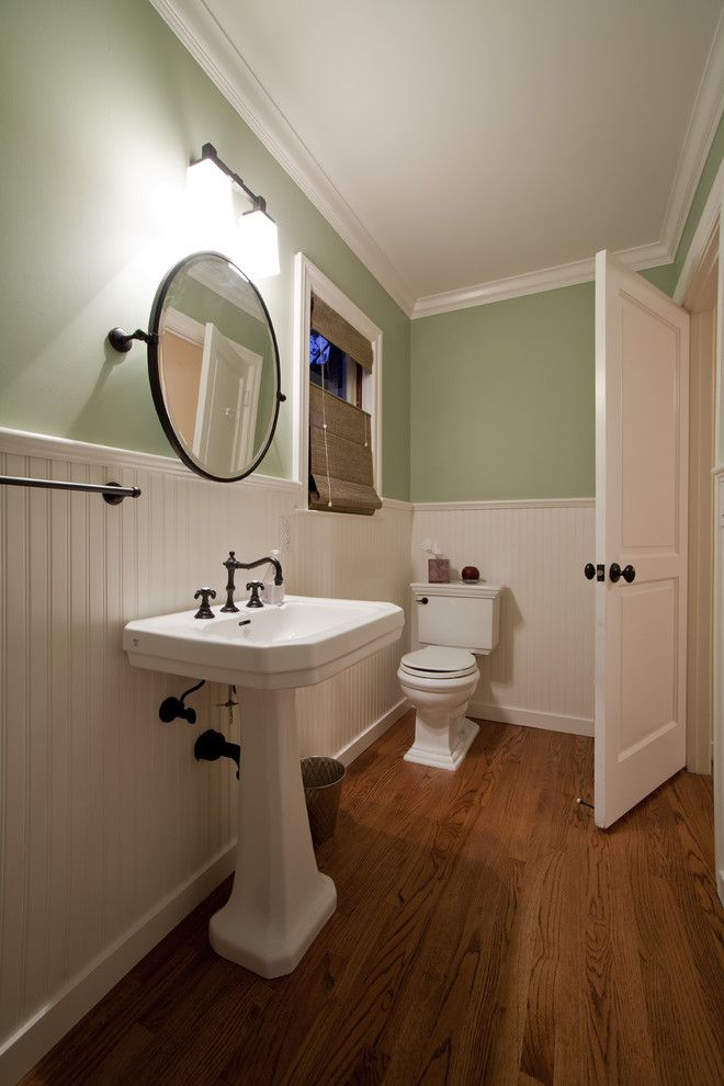 Lowes Seneca Sc for a Traditional Bathroom with a Green and Seneca by Supple Homes, Inc