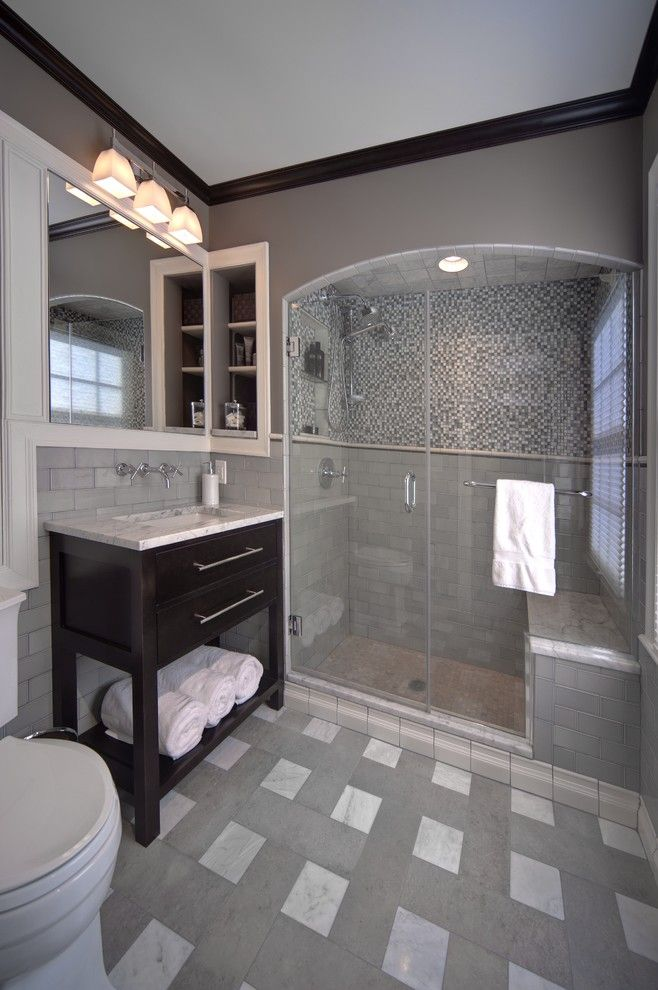 Lowes Seneca Sc for a Traditional Spaces with a Neutral Colors and Master Bath 10026 by J.s. Brown & Co.