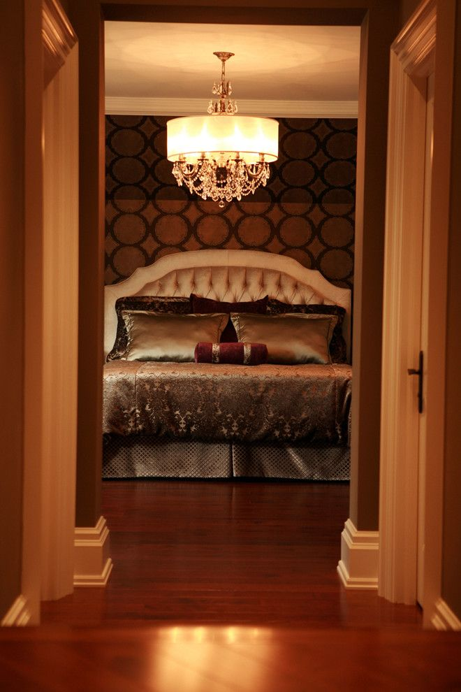 Lumar for a Traditional Bedroom with a Interior Designer Richmond Hill and King City Project by Lumar Interiors