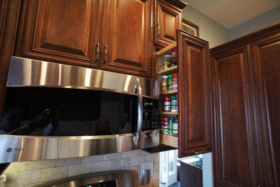 Olathe Glass for a Traditional Kitchen with a Kitchen and Kitchen Remodel, Olathe, Ks by Country Club Builders