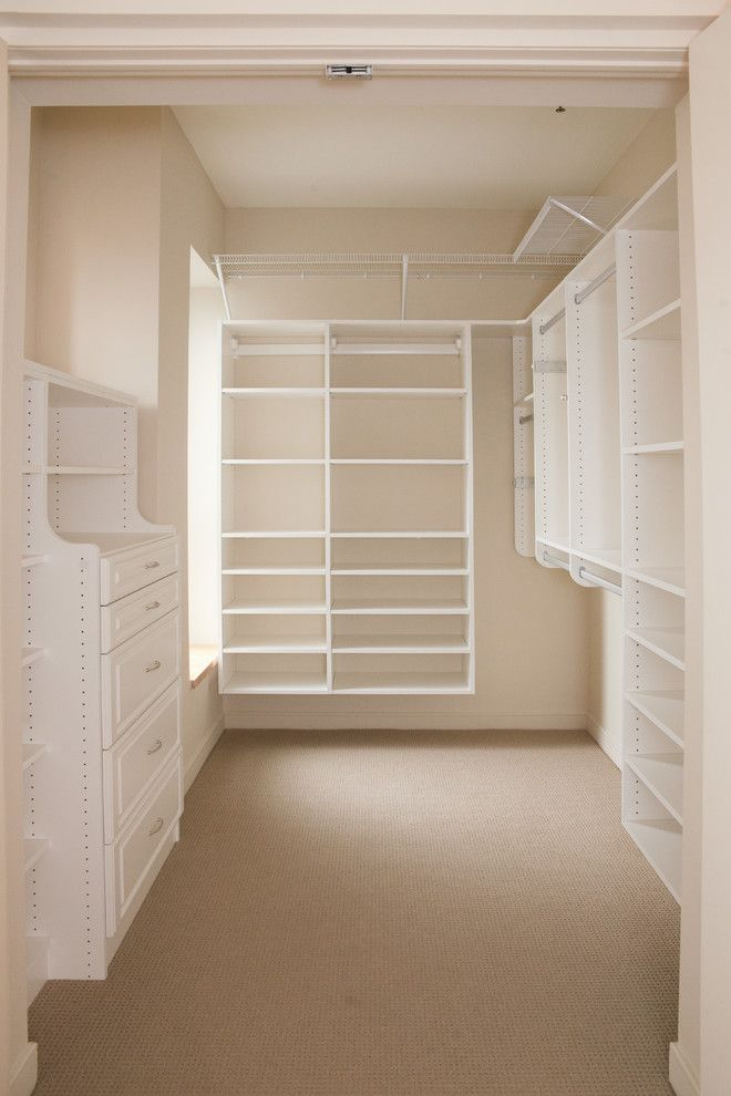 Scottsdale Gateway Apartments for a Contemporary Closet with a Custom Closet and Gateway Apartment by Lynda Myers Interior Design
