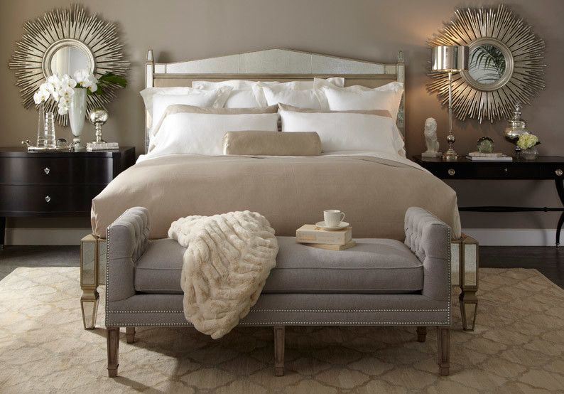 Southeastern Furniture for a Traditional Bedroom with a Southeastern Galleries and Hickory White by Southeastern Galleries