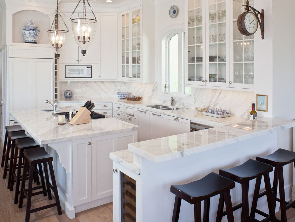 The Kitchen Portsmouth Nh for a Traditional Kitchen with a Wood Floor and General Gallery by Murray Homes