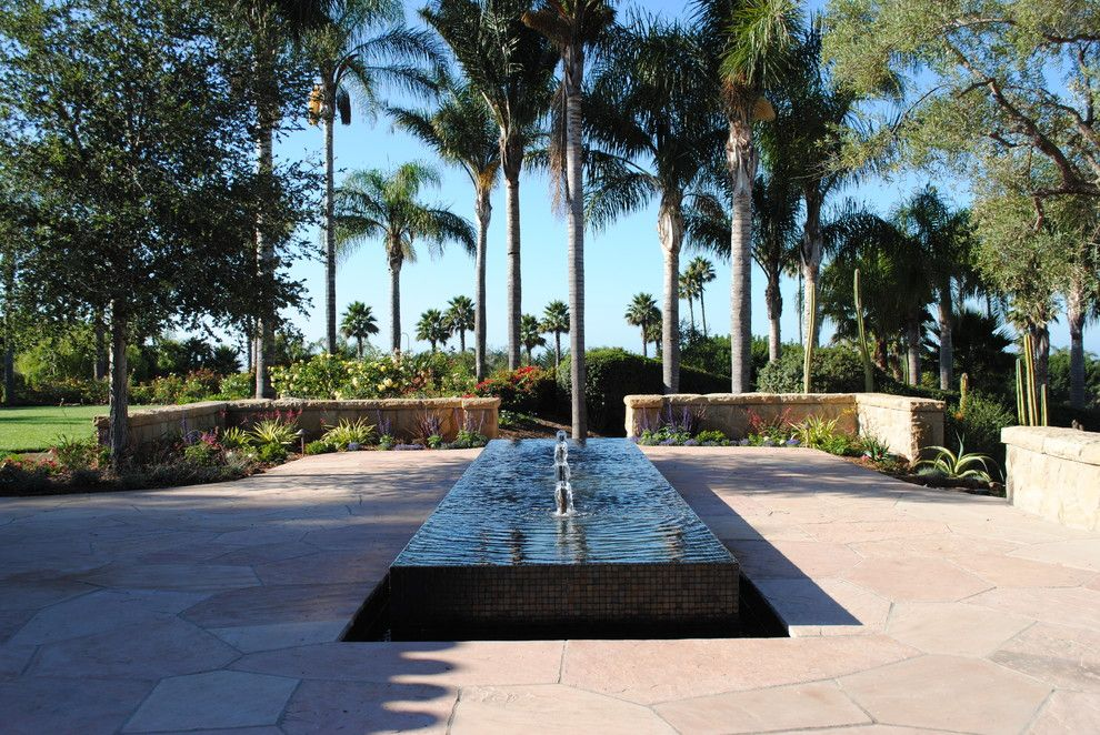 Water Gardens Pleasant Grove for a Contemporary Landscape with a Pavers and Charles Mcclure, Landscape Architect by Charles Mcclure    Professional Site Planning