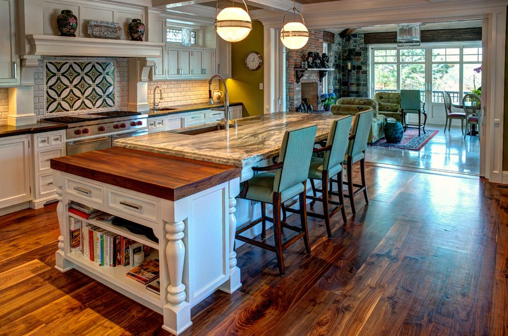 1plus1 for a Traditional Kitchen with a Colorado Springs Designer and Cherry Creek by Plush Designs Kitchen & Bath