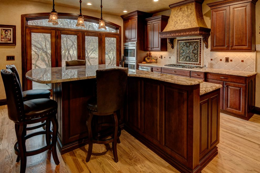 1plus1 for a Traditional Kitchen with a Colorado Springs Designer and Elegant and Open by Plush Designs Kitchen & Bath