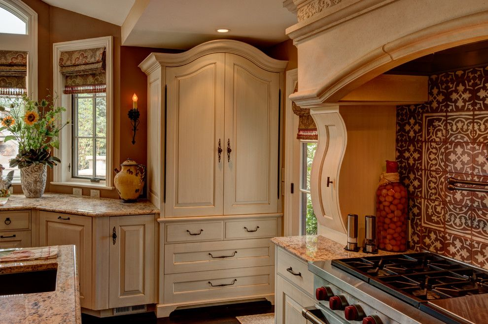 1plus1 for a Traditional Kitchen with a Colorado Springs Kitchen Bath Designer and Greenwood Village by Plush Designs Kitchen & Bath