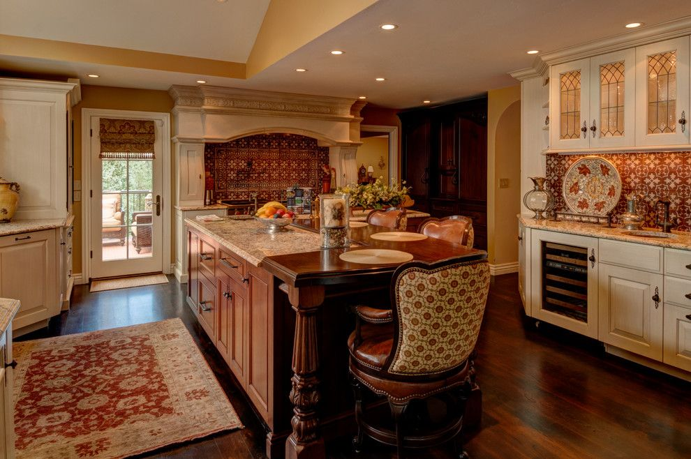 1plus1 for a Traditional Kitchen with a Kitchen and Greenwood Village by Plush Designs Kitchen & Bath