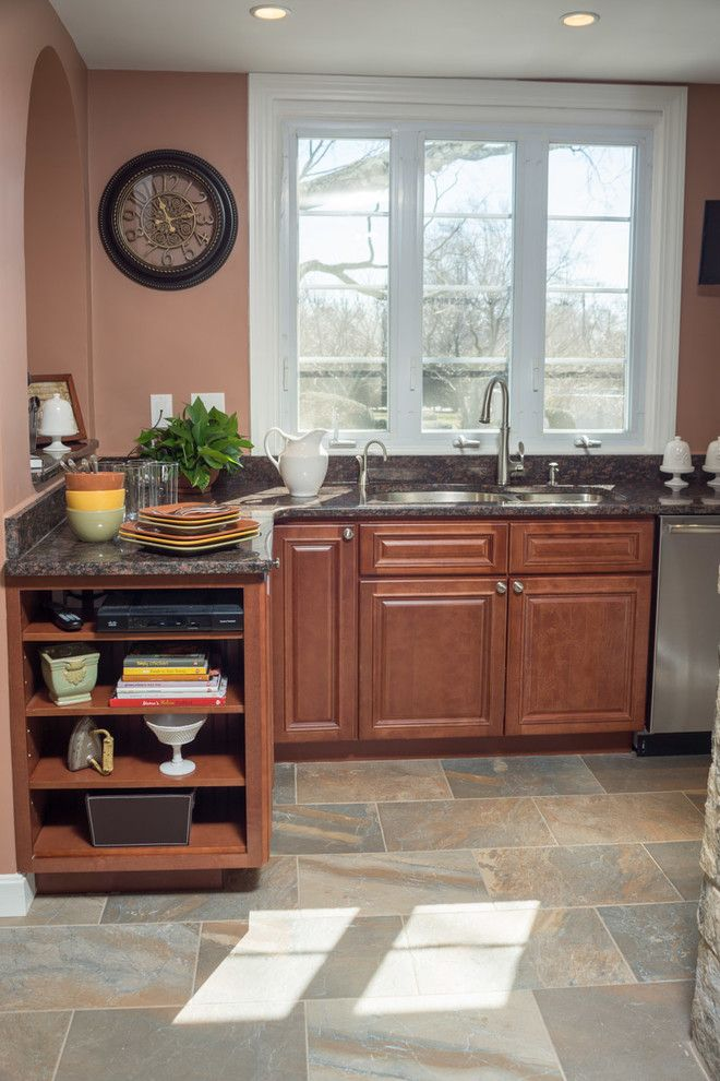 Aaa Cranston Ri for a Traditional Kitchen with a Vegetable Drawer and Cranston, Ri   Kitchen Remodel by Insperiors, Llc