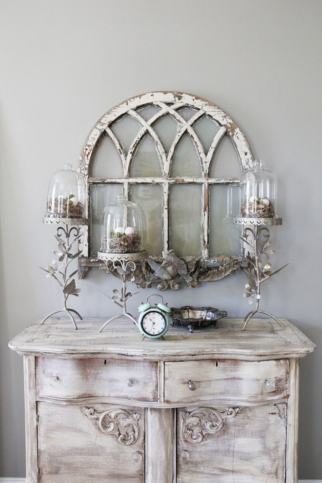 Aaa Salvage for a Farmhouse Bedroom with a Farmhouse and the Farmhouse by Magnolia Homes