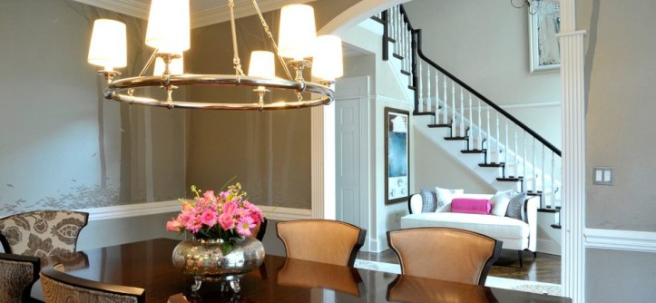 Aaa Santa Barbara for a Transitional Dining Room with a Sideboard and NY Estate by a Perfect Placement