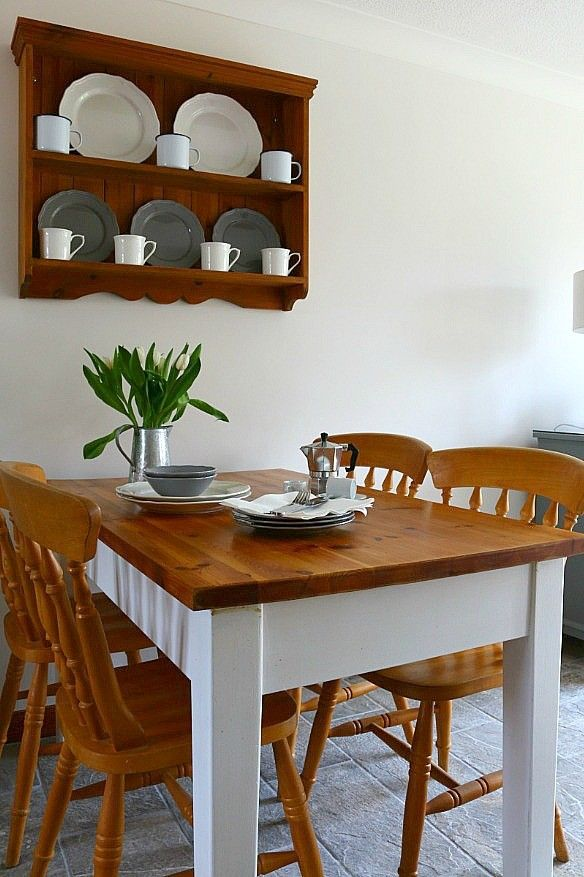 Aarons Uk Blog for a Farmhouse Dining Room with a Modern Country and Norfolk Country Cottage by Dear Designer's Blog
