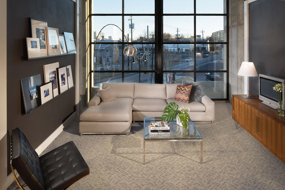 Abc Carpet Outlet for a Contemporary Living Room with a Karastan and Karastan   Carpet by America's Carpet Outlet Inc.