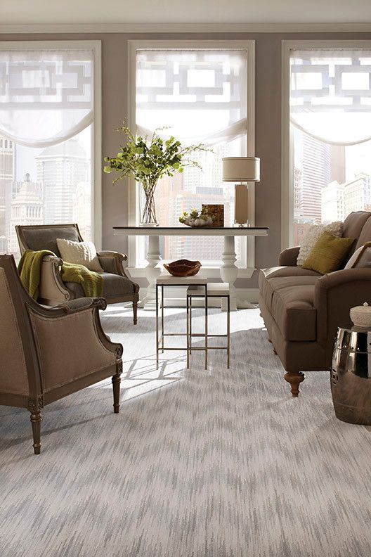 Abc Carpet Outlet for a Transitional Family Room with a Karastan Carpet and Karastan   Carpet by America's Carpet Outlet Inc.