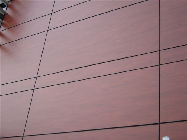 Abet Laminati for a Contemporary Spaces with a Contemporary and Abet Laminati Phenolic Panels by Facade Plus