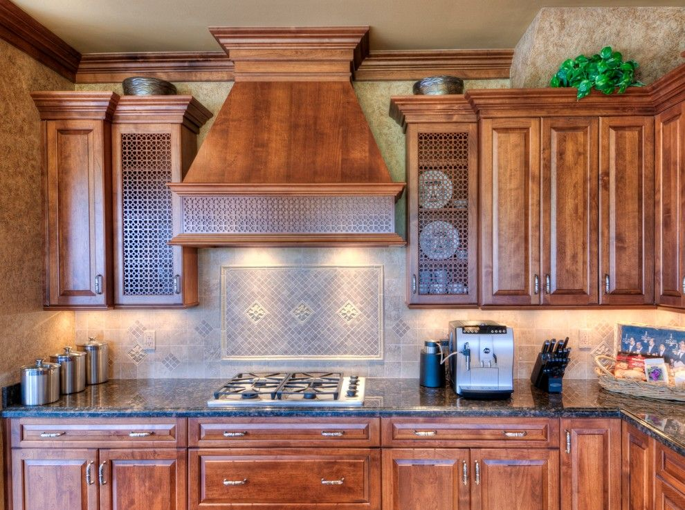 Ace Hardware Miami Beach for a Traditional Kitchen with a Qc Cabinets Jupiter Fl and Olde World Kitchen in Jupiter, Florida by Schrapper's Fine Cabinetry & Design