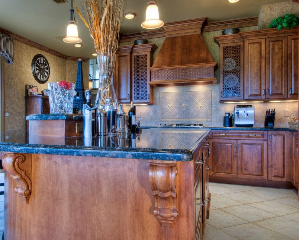 Ace Hardware Miami Beach for a Traditional Kitchen with a Traditional Kitchen and Olde World Kitchen in Jupiter, Florida by Schrapper's Fine Cabinetry & Design