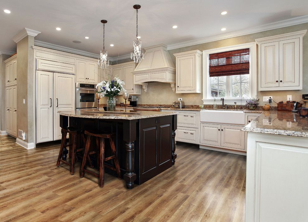 Acme New Orleans for a Traditional Kitchen with a Floor and Decor and Traditional by Floor & Decor