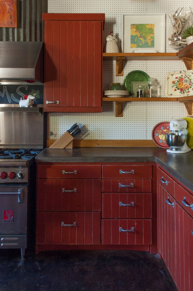 Adorne for a Eclectic Kitchen with a My Houzz and My Houzz: Adrienne Sams by Angela Flournoy