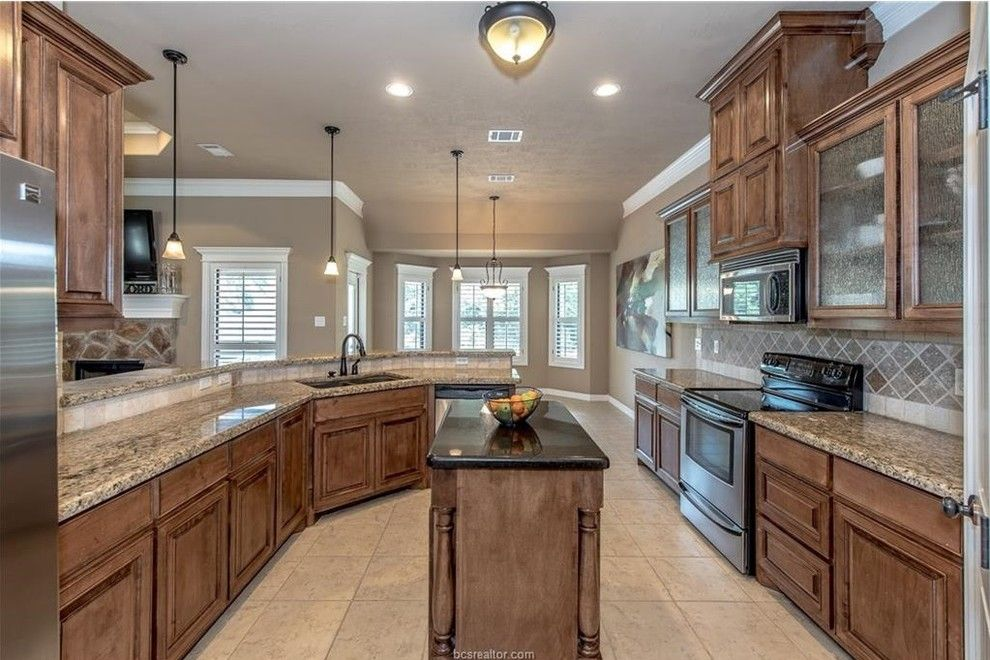 Aerofit College Station for a Traditional Spaces with a Real Estate for Sale in College Station and 5257 Vintage Oaks Dr by Re/max Bryan College Station   Sarah Miller