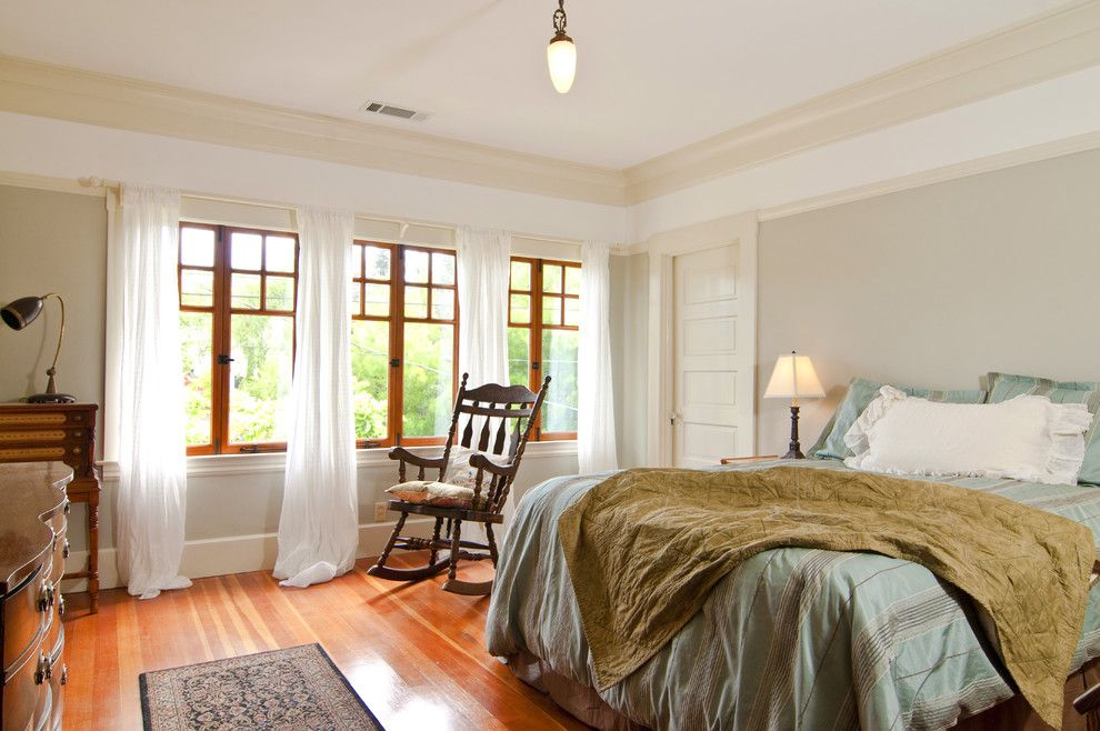 Agway Energy for a Craftsman Bedroom with a Baseboards and Bali Construction by Bali Construction